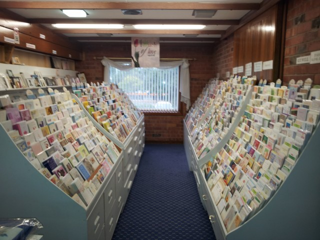 Huge selection of cards for all occasions